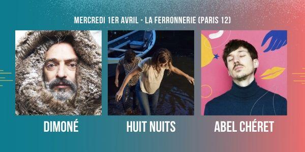 Concert à Paris pour le 3ème plateau de la saison 2019/2020